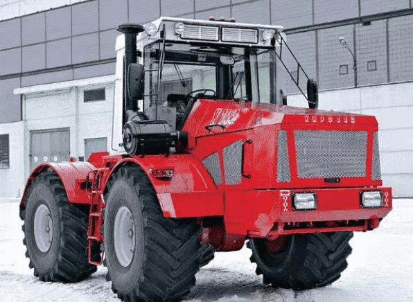 Трактор Кировец К-744 Р2