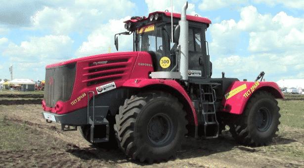 Трактор Кировец К-744 Р3 Стандарт
