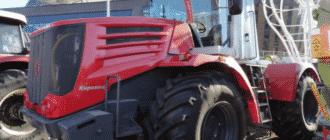 Трактор Кировец К-744 Р4