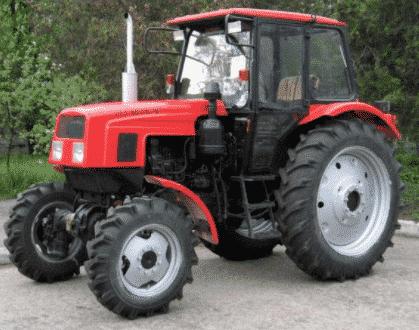 Трактор ЛТЗ 60