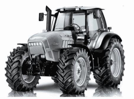 Трактор Ламборджини