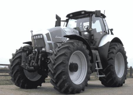 Трактор Lamborghini R8.270