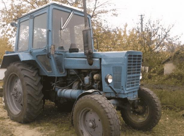 Трактор МТЗ-100