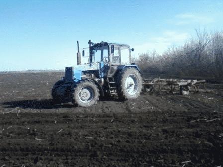 Трактор МТЗ-1221 технические характеристики