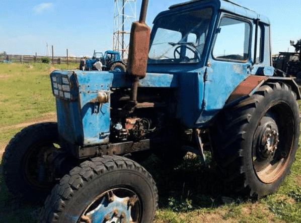 Трактор МТЗ-40