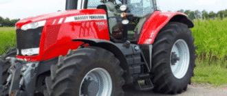 Трактор Массей Фергюсон 7624