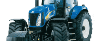 Трактор New Holland Т 8040