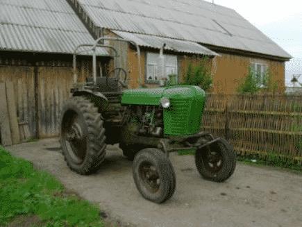 Трактор Т 28 технические характеристики