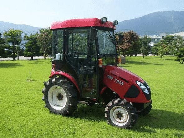 Трактор TYM T233 HST