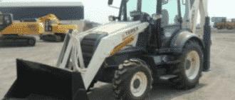 Трактор Terex 820
