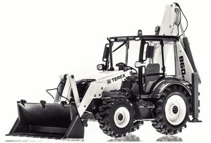 Трактор Terex 860