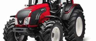 Трактор Валтра T193
