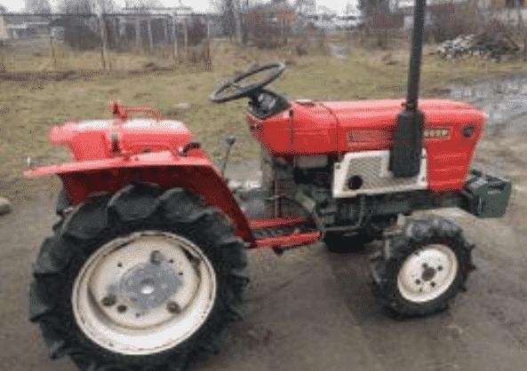 Трактор Янмар Ф 15Д