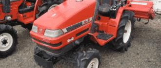 Трактор Янмар КЕ 3