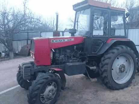 Трактор ЮМЗ-8240