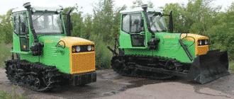 Тракторы Алтай