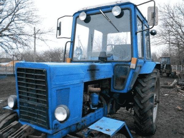 Тракторы Беларус МТЗ