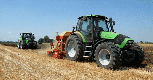 Тракторы Дойц Фар