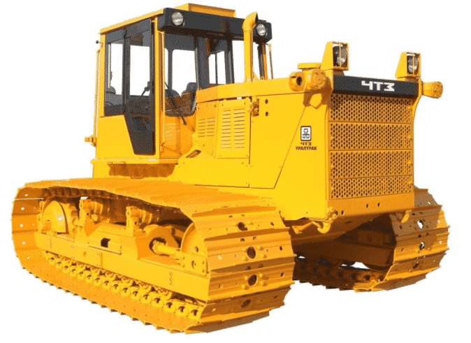 Тракторы Т-10 и Б-10