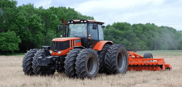 Тракторы Террион (Terrion)