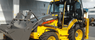 Тракторы Вольво