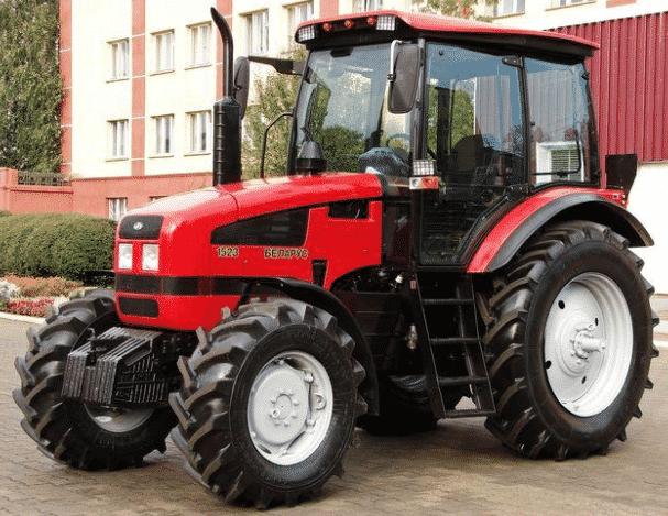 Устройство трактора Беларус МТЗ 1523