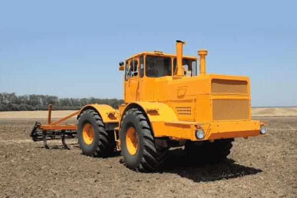 Устройство трактора К-701