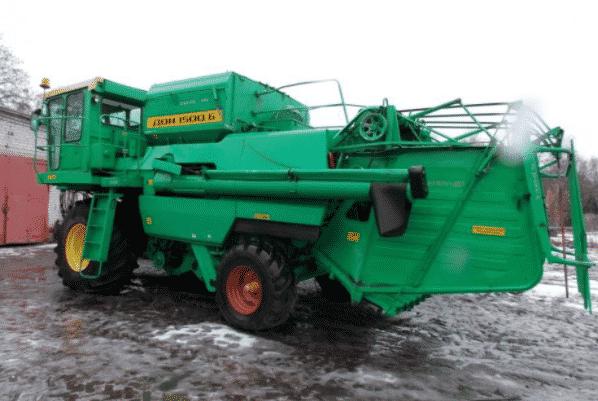 Зерноуборочный комбайн РСМ 10б «Дон» 1500Б