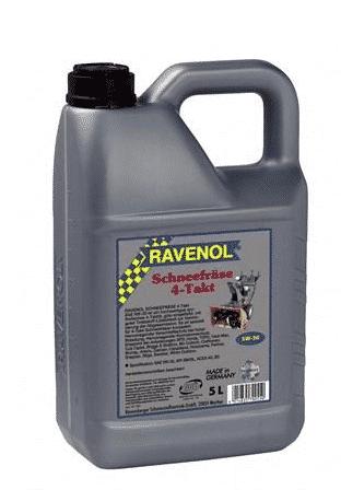 Ravenol Shneefraese 4-Takt 5W-30 масло для снегоуборщика