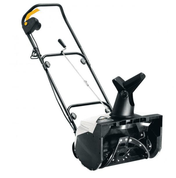 Alpina AS45E – пятое место рейтинге електрических снегоуборщиков